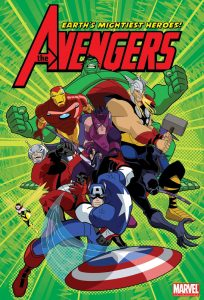 The Avengers: Earth's Mightiest Heroes – Prelude