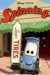 Cars Toons: Spinning